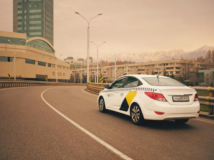 Яндекс.Такси поможет водителям и курьерам