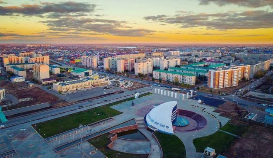 "Конкурс ""Байга"" в Уральске"