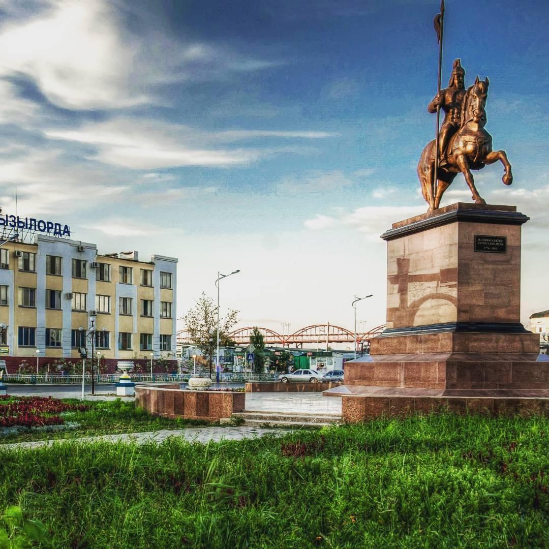 """Конкурс """"Байга"""" в Кызылорде"""